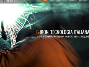 G-iron E.L.F. Magnetic Shield