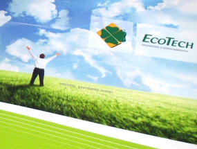 EcoTech brochure e depliant