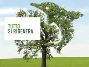 Rigenera poster